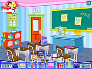 Игра Decor My First Classroom